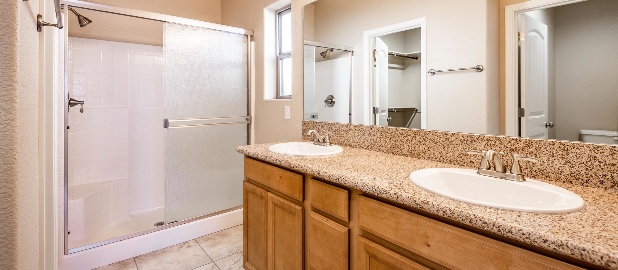 Bathroom featured in the Ironwood 1593 3 Car By Angle Homes in Kingman-Lake Havasu City, AZ