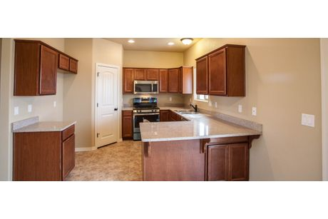 Kitchen-in-Juniper 1410-at-The Ranch at Long Mountain-in-Kingman