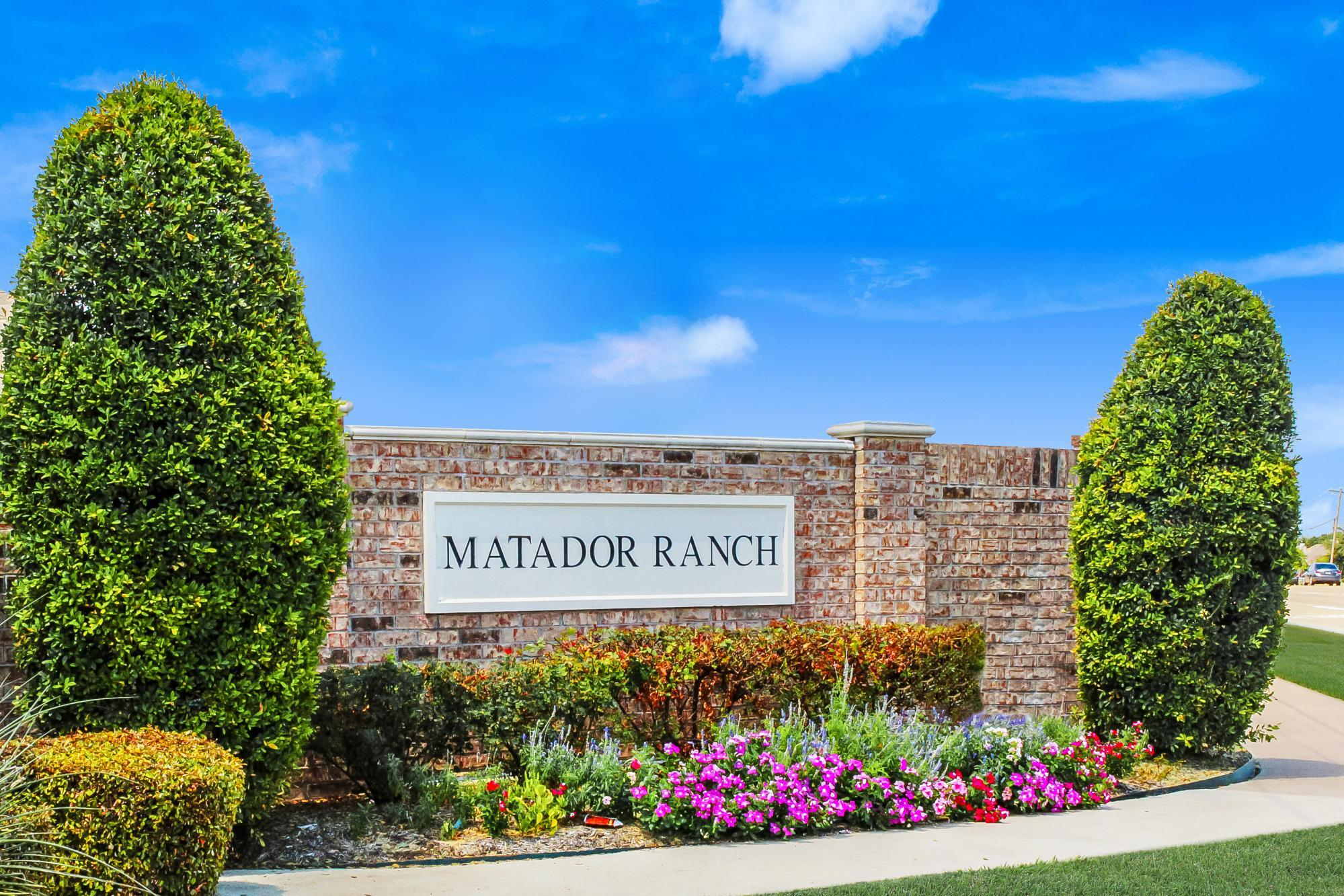 Matador Ranch By Antares Homes In Fort Worth Texas
