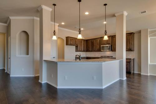 Kitchen-in-1730-at-Chisholm Trail Ranch-in-Fort Worth