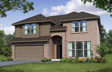 2585 Innisbrook Place Saginaw Texas Antares Homes 37 Photos Under Construction