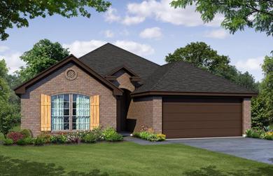 1730 Innisbrook Place Saginaw Texas Antares Homes 2 Photos Under Construction