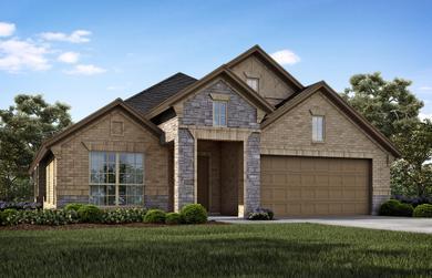 2092 Innisbrook Place Saginaw Texas Antares Homes 2 Photos Under Construction