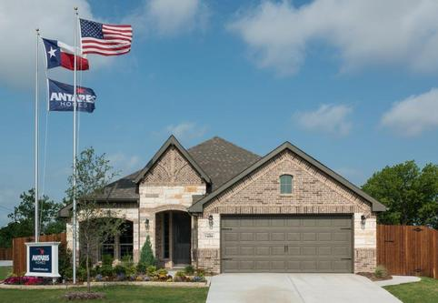 Innisbrook Place By Antares Homes In Fort Worth Texas