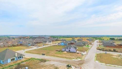 Bar C Ranch By Antares Homes In Fort Worth Texas