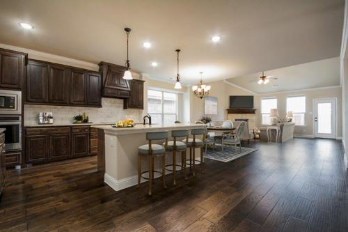 Kitchen-in-504 Washington Avenue-at-The Estates at North Grove-in-Waxahachie