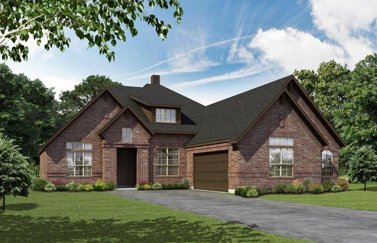 featured in the 2267 By Antares Homes in Dallas, TX
