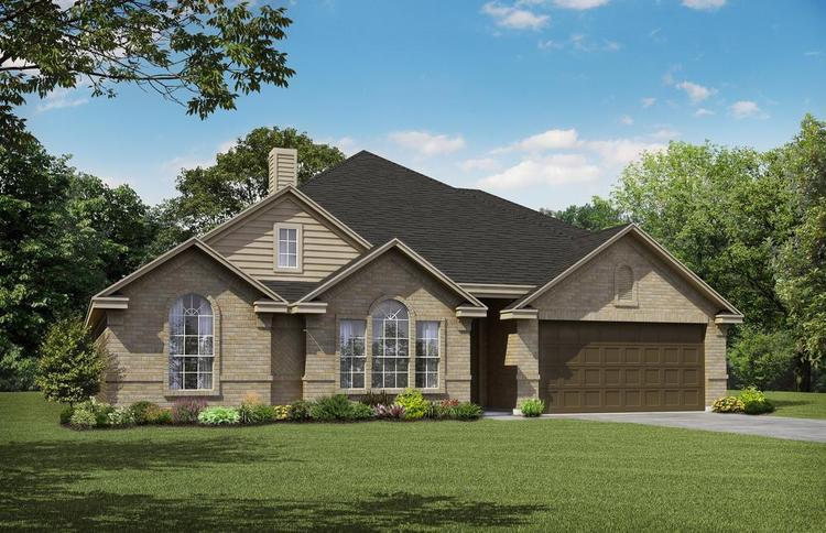 featured in the 2379 By Antares Homes in Dallas, TX