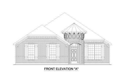 Exterior:1872 Elevation A