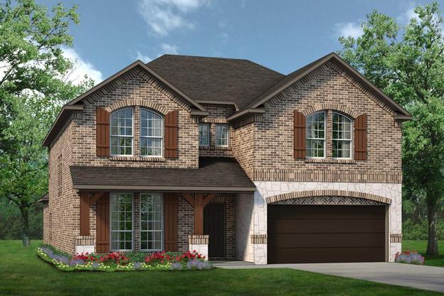 Exterior:2654 B With Stone