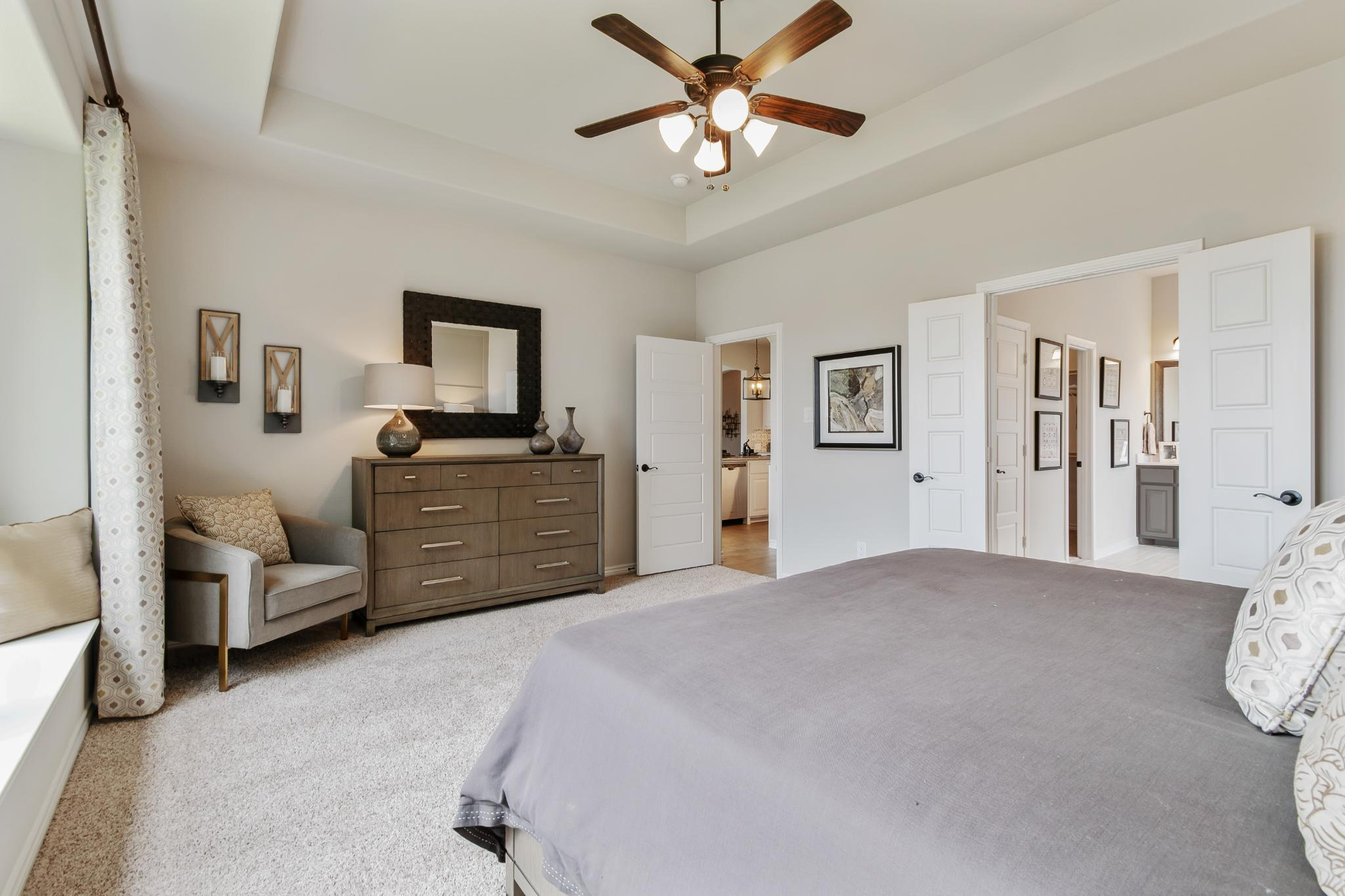 Bedroom featured in the 2434 By Antares Homes in Fort Worth, TX