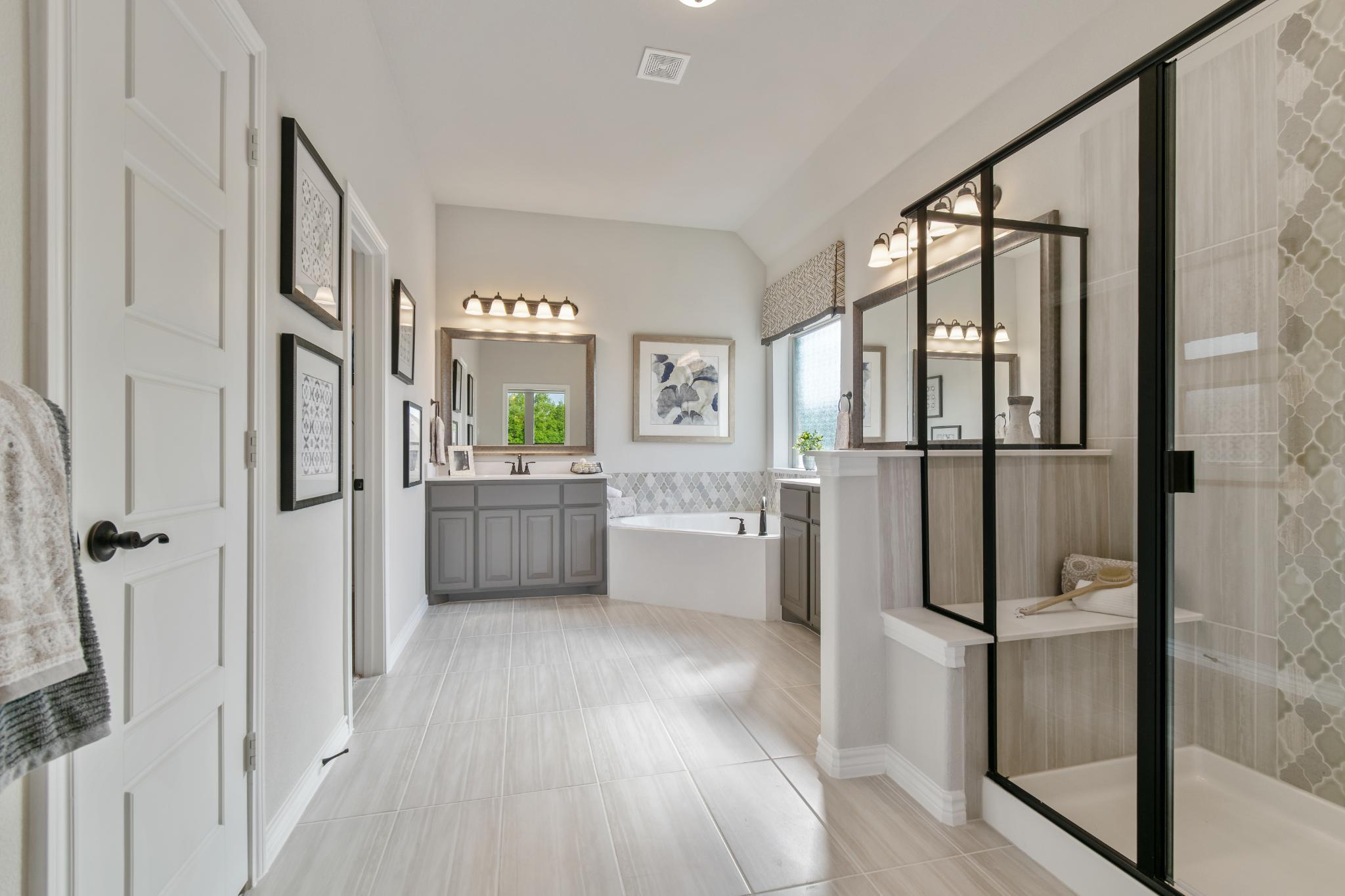 Bathroom featured in the 2434 By Antares Homes in Fort Worth, TX