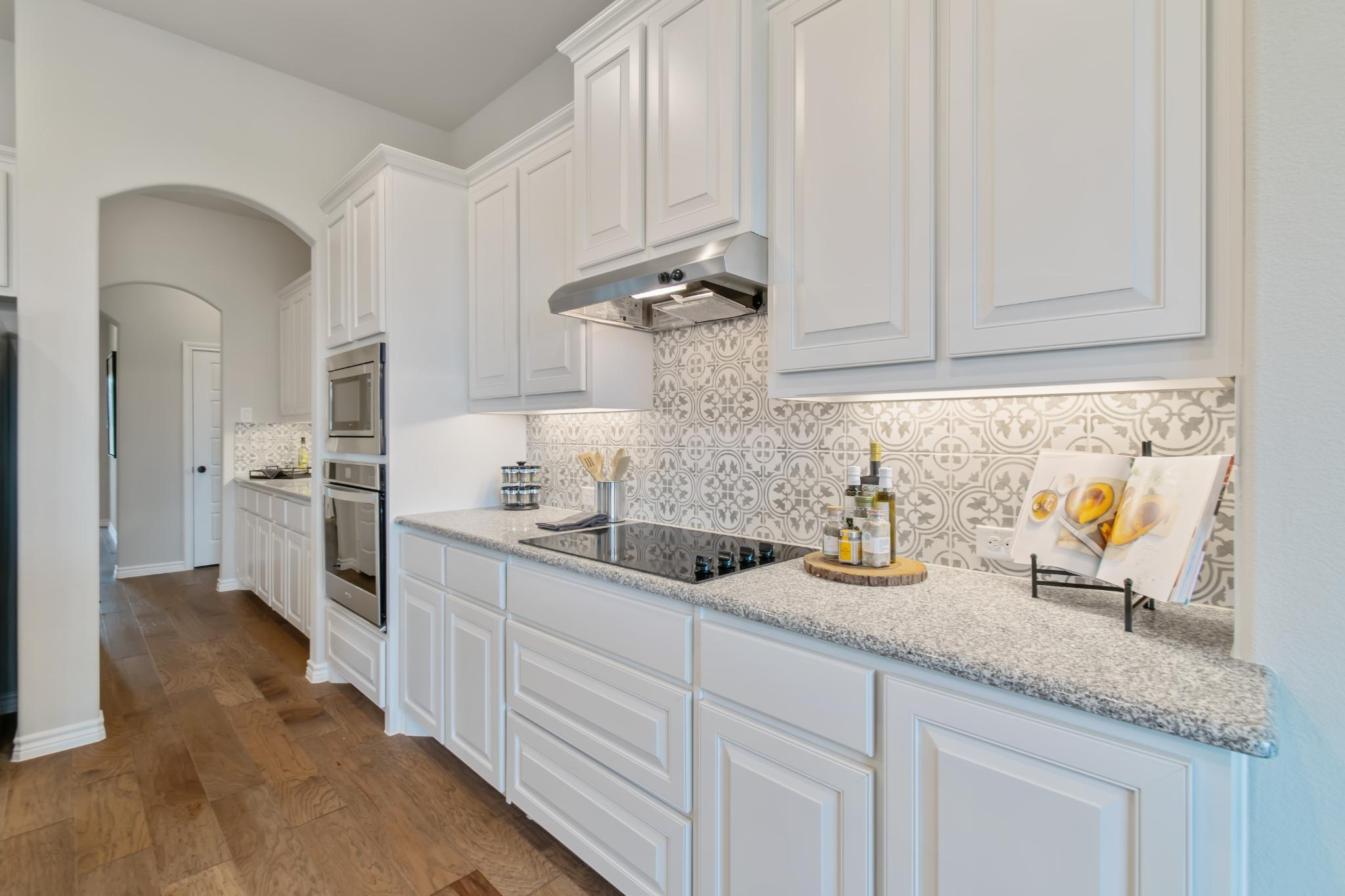 Kitchen featured in the 2434 By Antares Homes in Fort Worth, TX