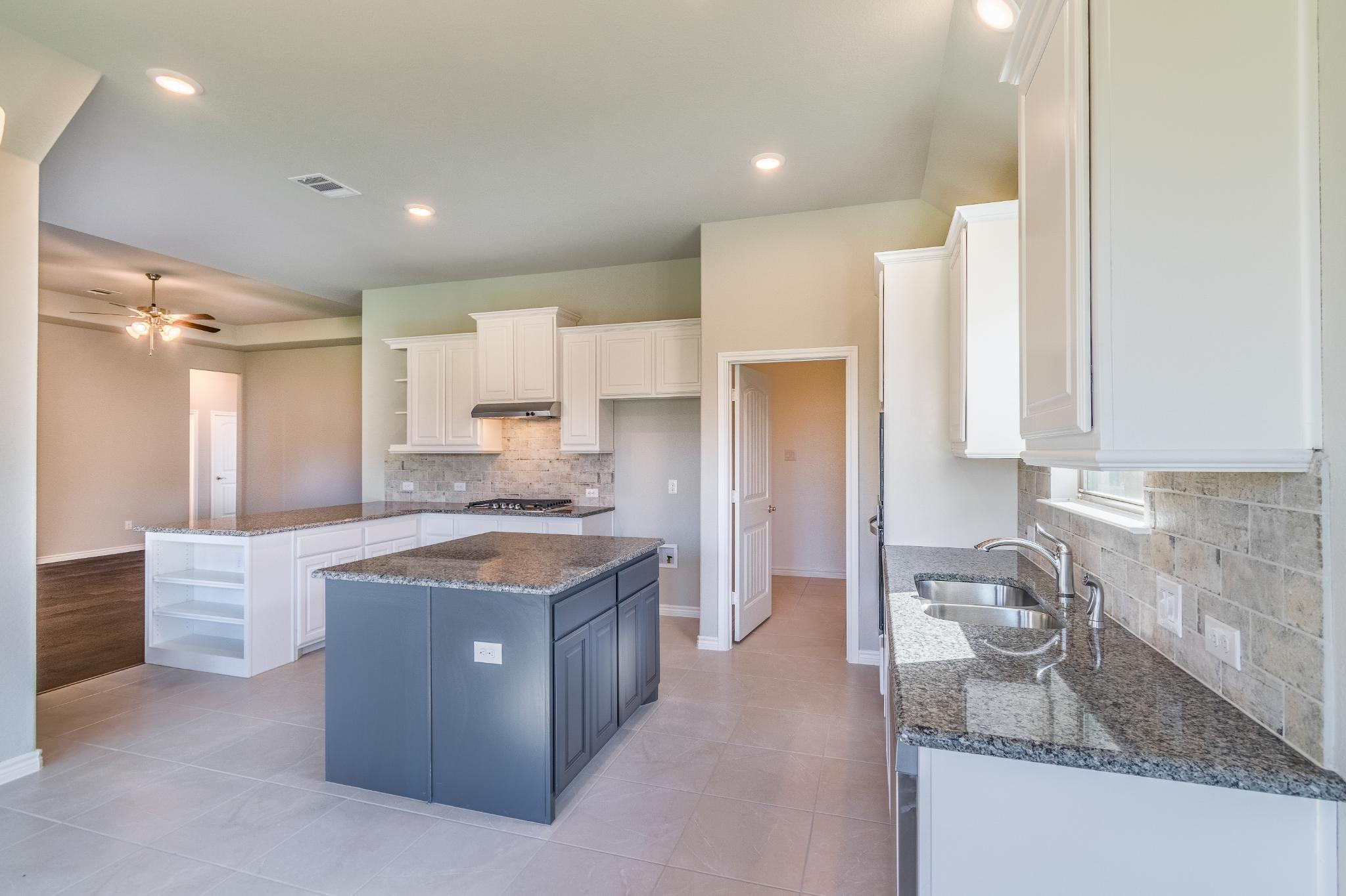 Kitchen featured in the 2027 By Antares Homes in Fort Worth, TX
