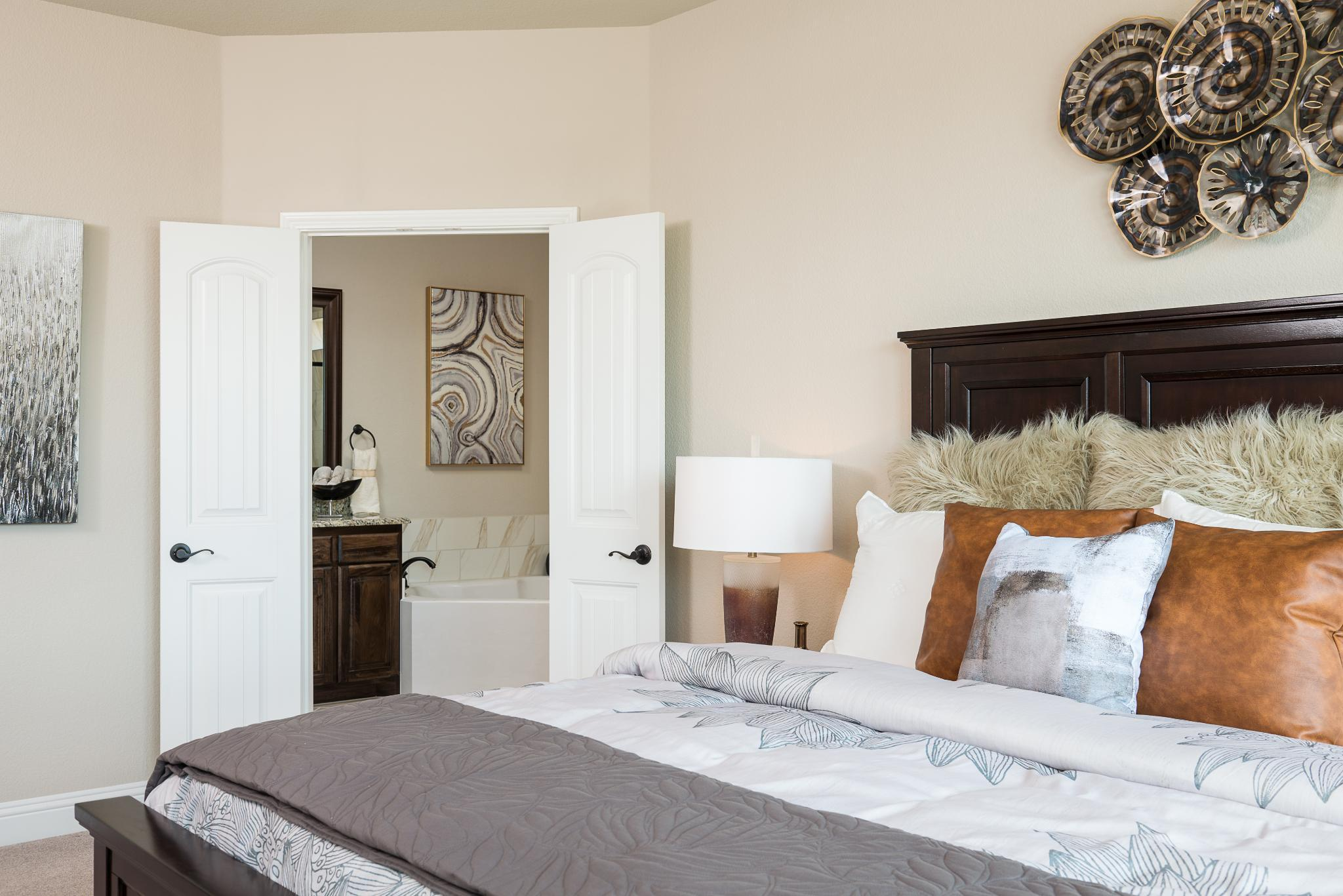 Bedroom featured in the 3135 By Antares Homes in Fort Worth, TX
