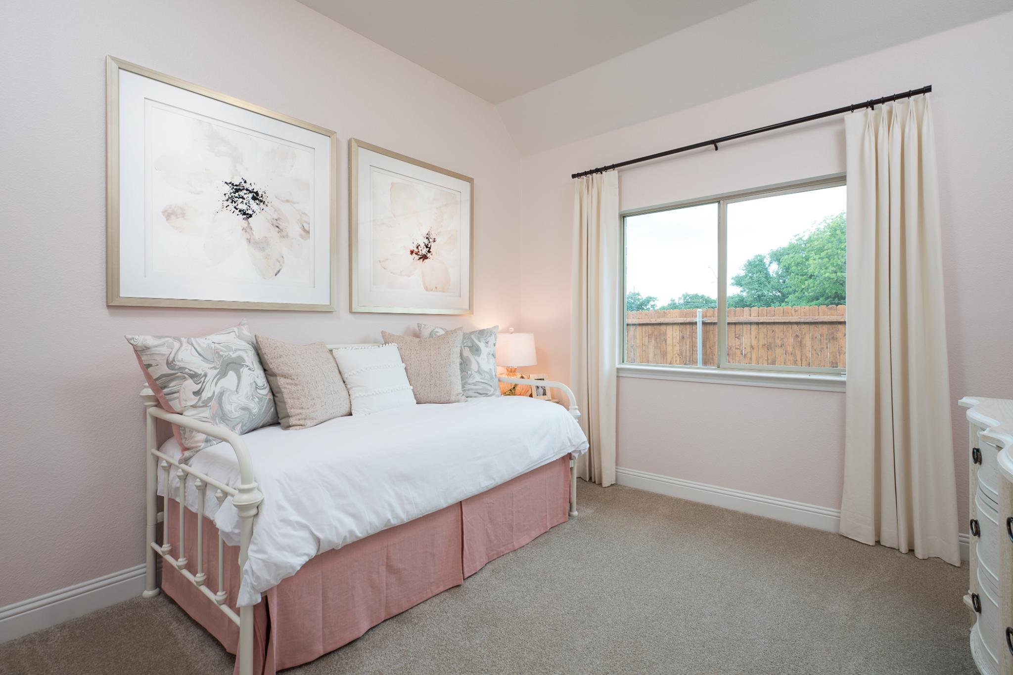 Bedroom featured in the 2267 By Antares Homes in Dallas, TX