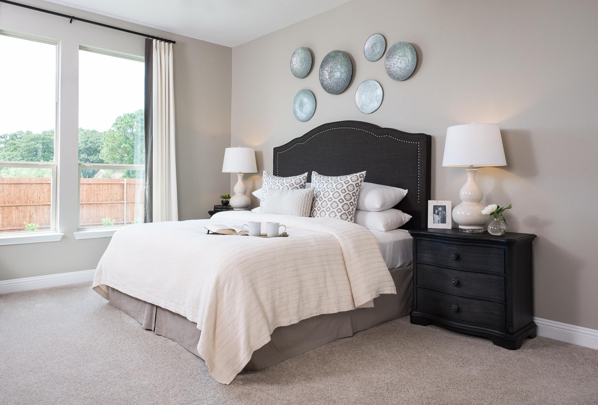 Bedroom featured in the 2267 By Antares Homes in Fort Worth, TX