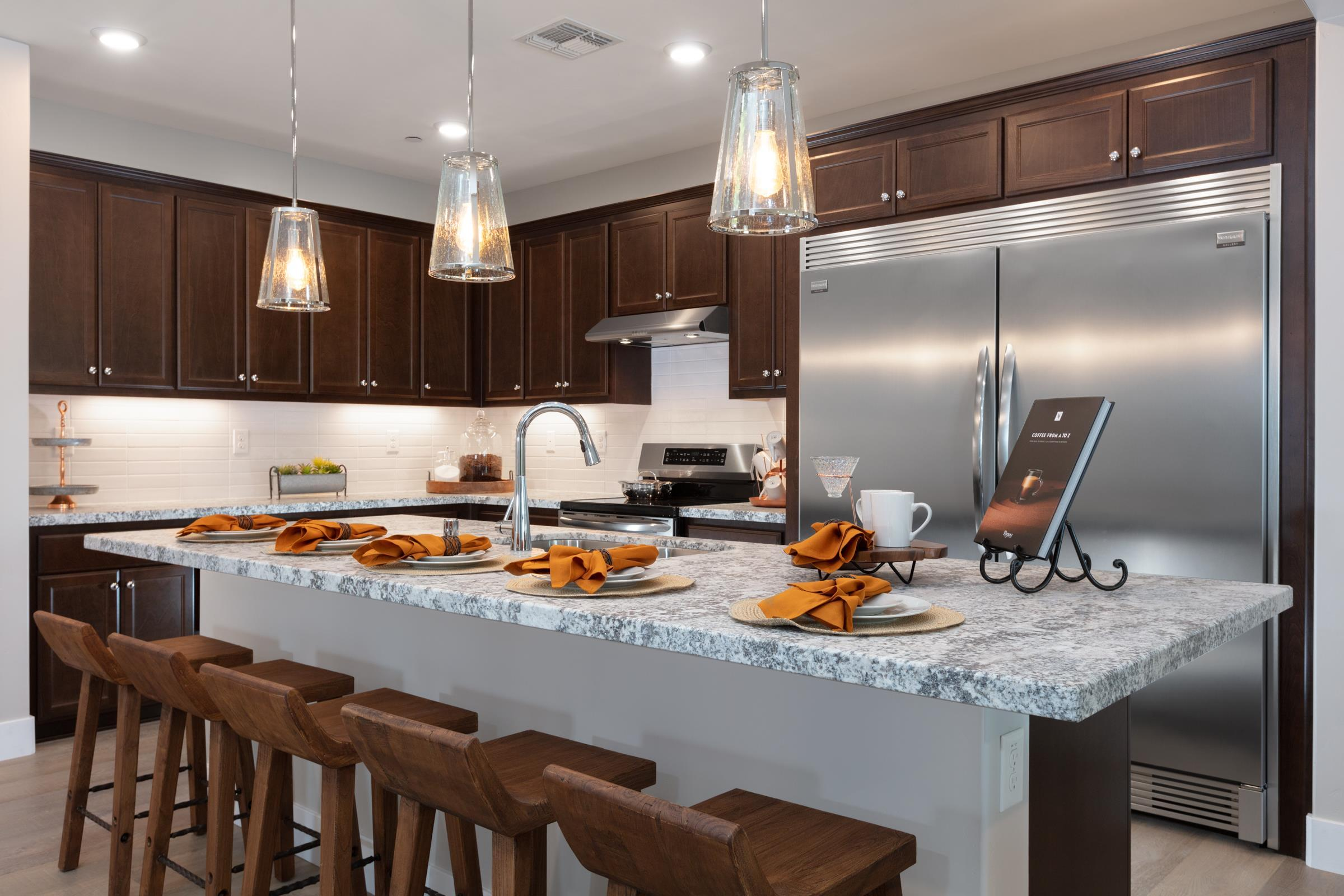 Kitchen featured in the Plan 2 By Anthem United Homes Inc in Stockton-Lodi, CA