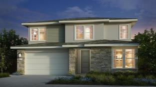 Plan 4 Iron Ridge - Iron Ridge at Russell Ranch: Folsom, California - Anthem United Homes Inc