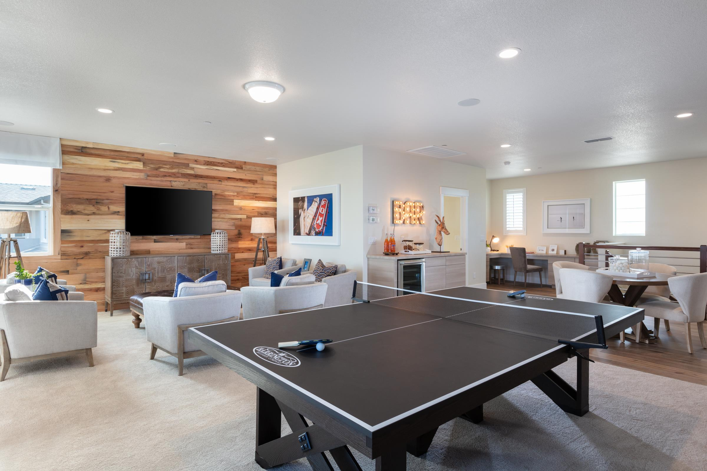 Living Area featured in the Plan 2 By Anthem United Homes Inc in Stockton-Lodi, CA