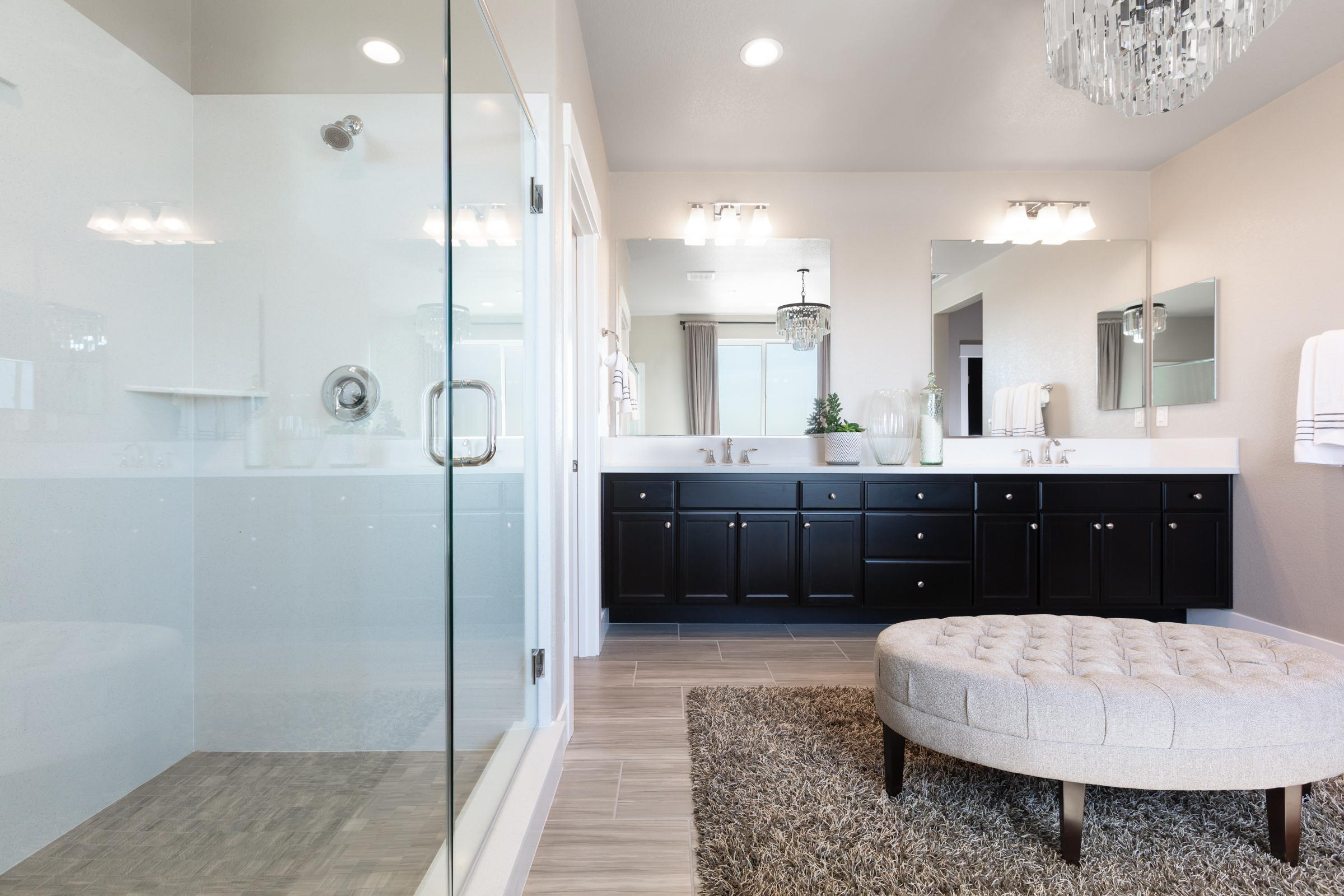 Bathroom featured in the Plan 3 By Anthem United Homes Inc in Stockton-Lodi, CA