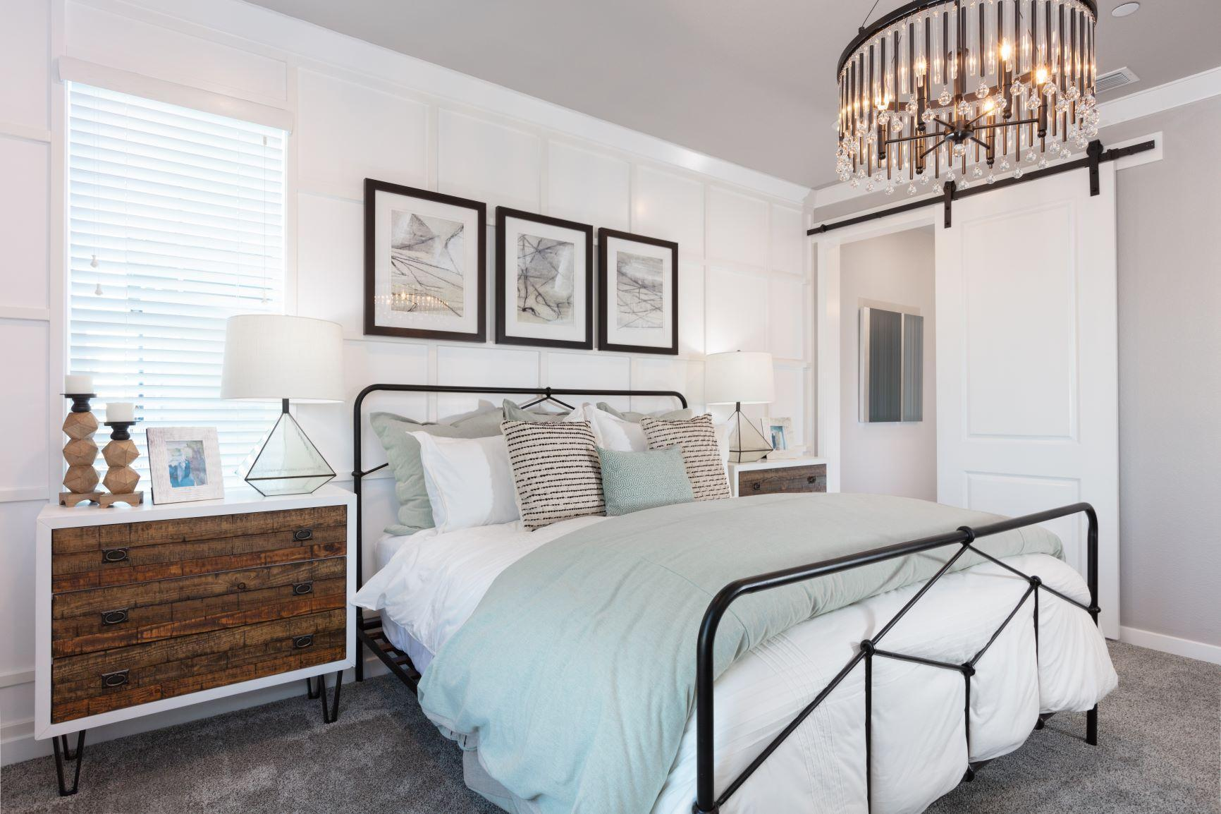 Bedroom featured in the Plan 8 By Anthem United Homes Inc in Sacramento, CA