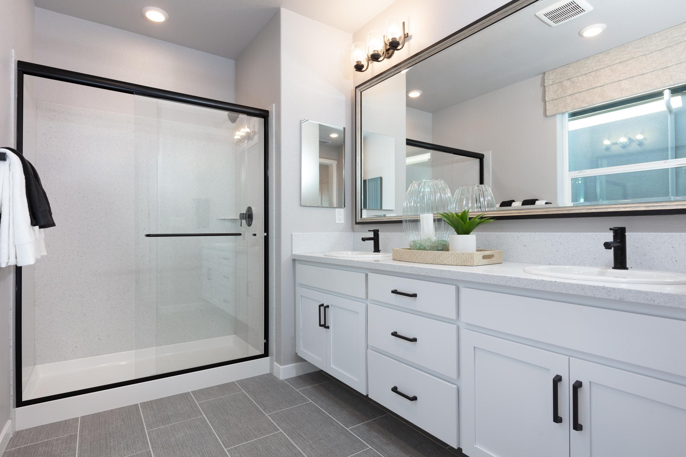 Bathroom featured in the Plan 8 By Anthem United Homes Inc in Sacramento, CA