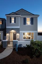 Plan 9 - Riverchase: West Sacramento, California - Anthem United Homes Inc