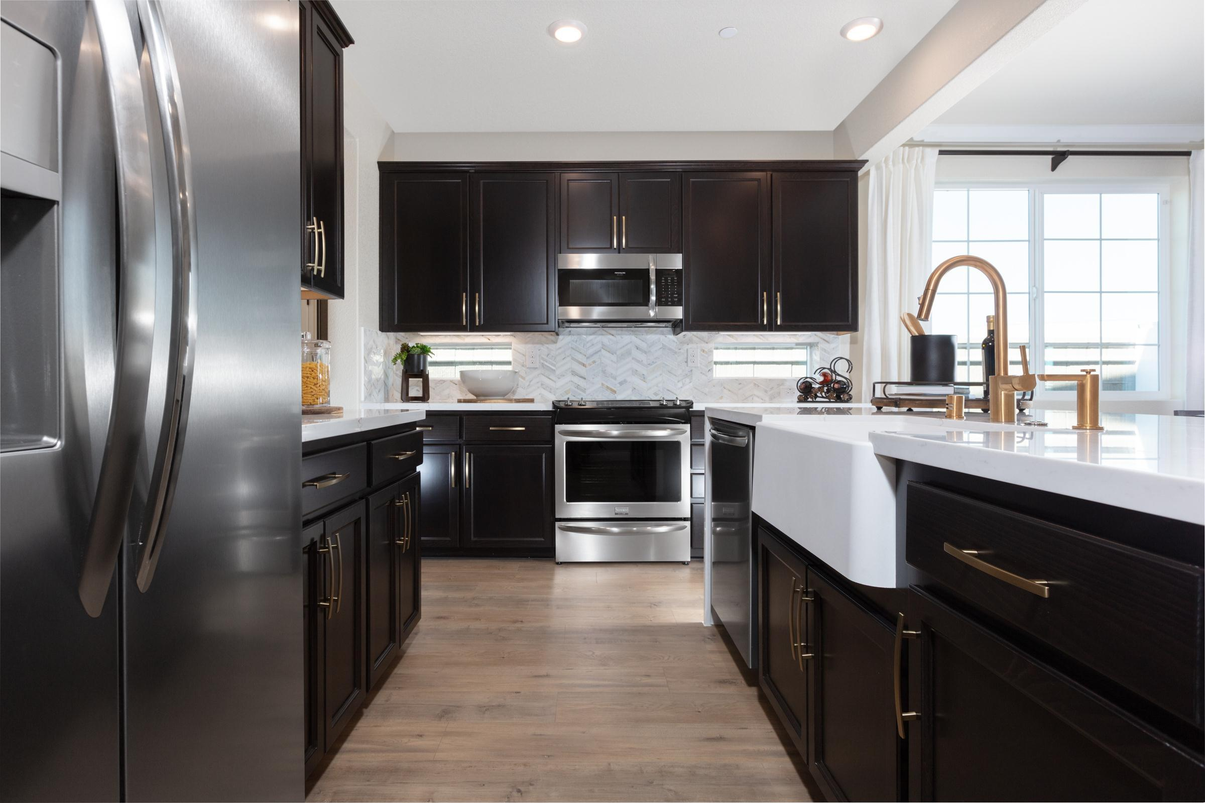 Kitchen featured in the Plan 9 By Anthem United Homes Inc in Sacramento, CA