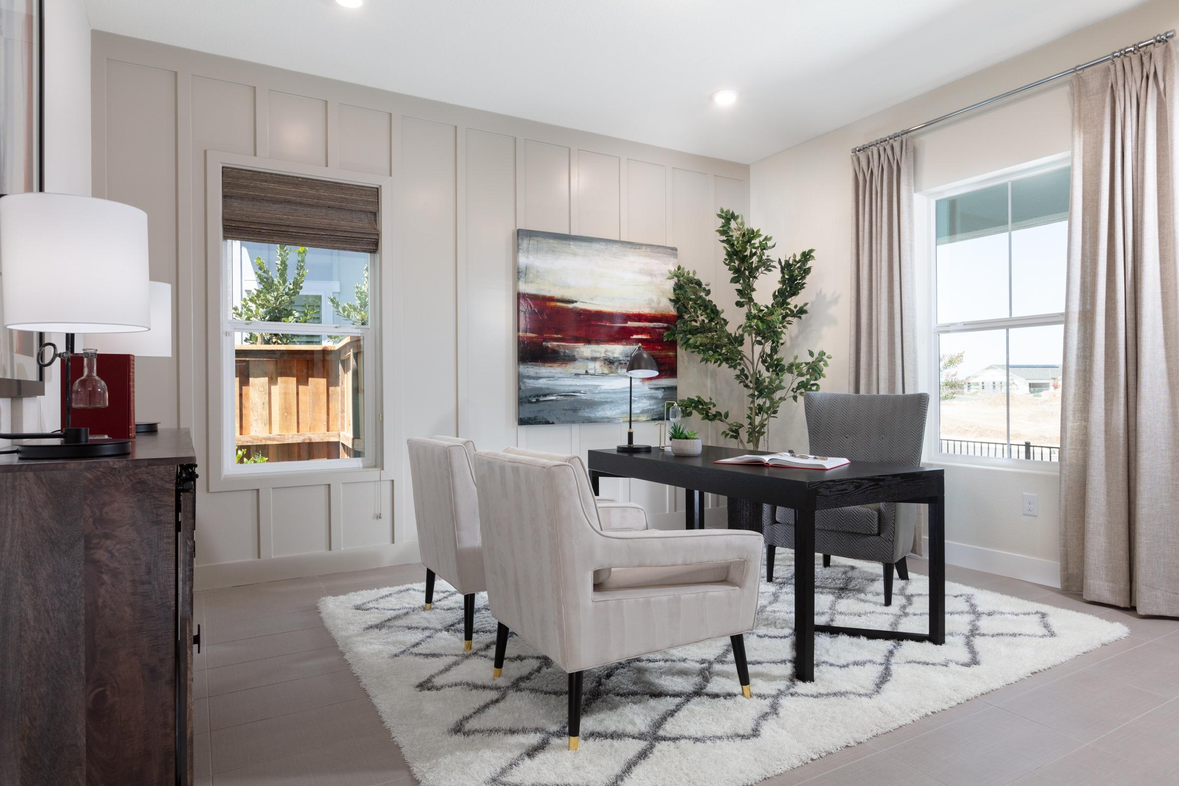 Kitchen featured in the Plan 1 Bungalow By Anthem United Homes Inc in Stockton-Lodi, CA