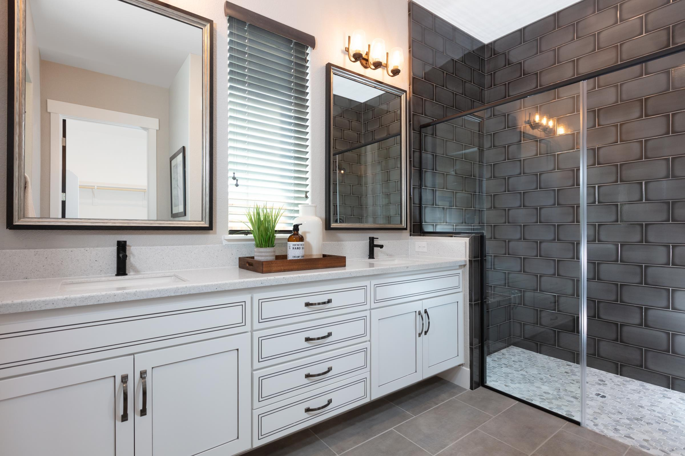 Bathroom featured in the Plan 3 Bungalow By Anthem United Homes Inc in Stockton-Lodi, CA