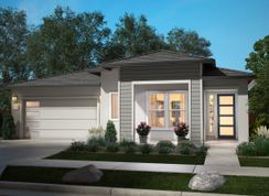 Plan 3 Bungalow - Turnleaf at The Collective: Manteca, California - Anthem United Homes Inc