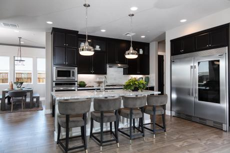 Kitchen-in-Plan 3-at-Reflections-in-Lathrop