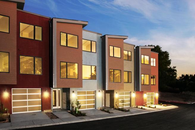 400 Thomas Terrace (A 19 Unit Solar-Powered Community)