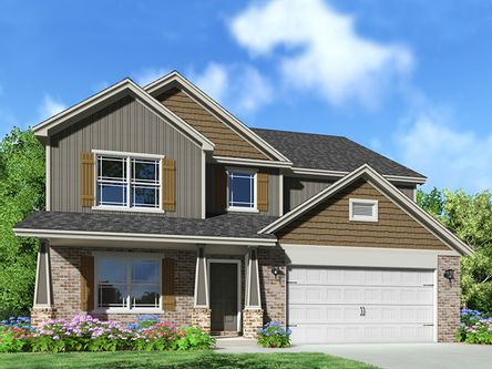 Stone Grove by Silverthorne Homes in Indianapolis Indiana