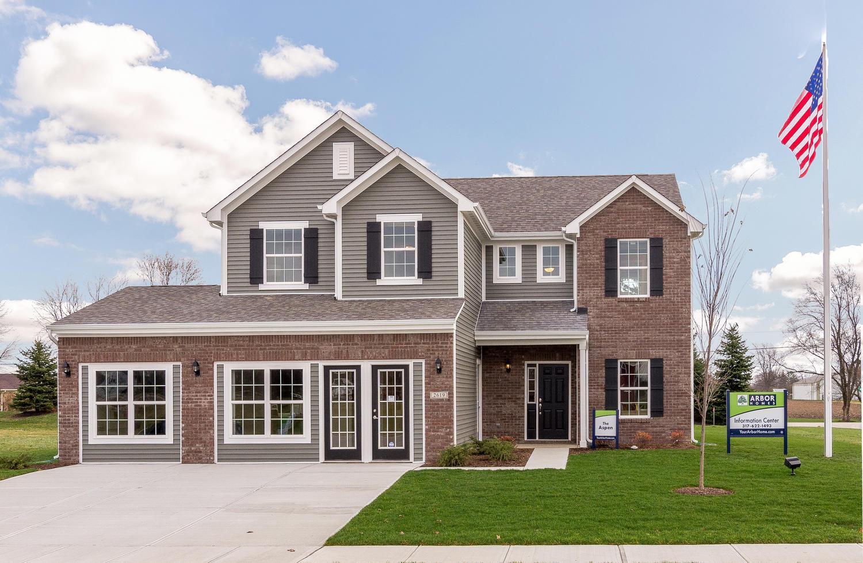 New Construction Homes Greensboro Nc