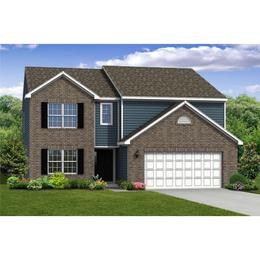 New Construction Homes Plans In Pendleton In 1607 Homes