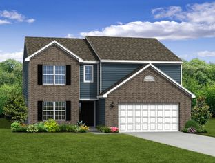 The Norway - Abbey Place: Columbus, Indiana - Arbor Homes, LLC
