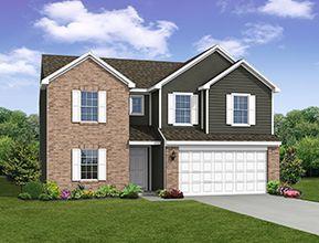 The Spruce - Huntzinger Farm: Fortville, Indiana - Arbor Homes, LLC
