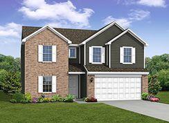 The Spruce - Heron Creek: Greenfield, Indiana - Arbor Homes, LLC