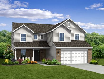 New Homes by Arbor Homes, LLC in Indianapolis, IN :: 17