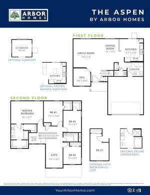 homes in Chessington Grove by Arbor Homes, LLC