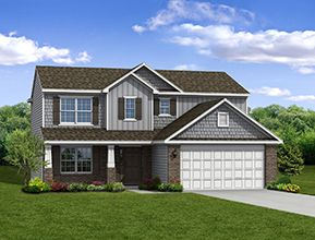 The Mulberry - Heron Creek: Greenfield, Indiana - Arbor Homes, LLC