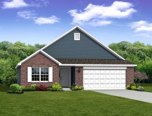 The Chestnut - Meadows at Sagebrook: McCordsville, Indiana - Arbor Homes, LLC