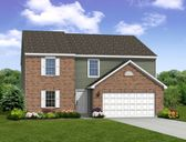 Bluffs at Youngs Creek by Arbor Homes, LLC in Indianapolis Indiana