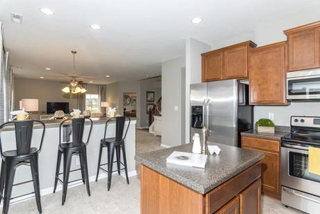 Kitchen-in-Aspen-at-Webster Crossing-in-Kokomo