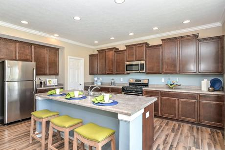 Kitchen-in-Cooper-at-Keystone-in-Greenfield