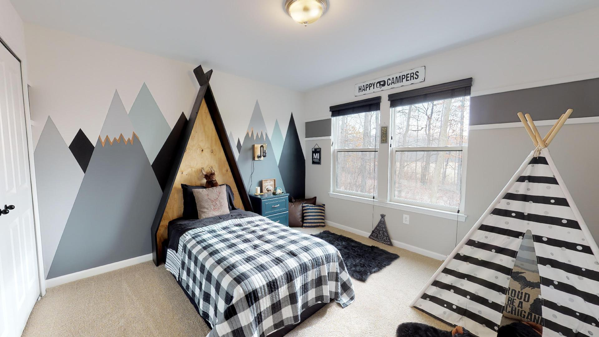Bedroom featured in The Grand Maple By Arbor Farms Communities, LLC in Ann Arbor, MI