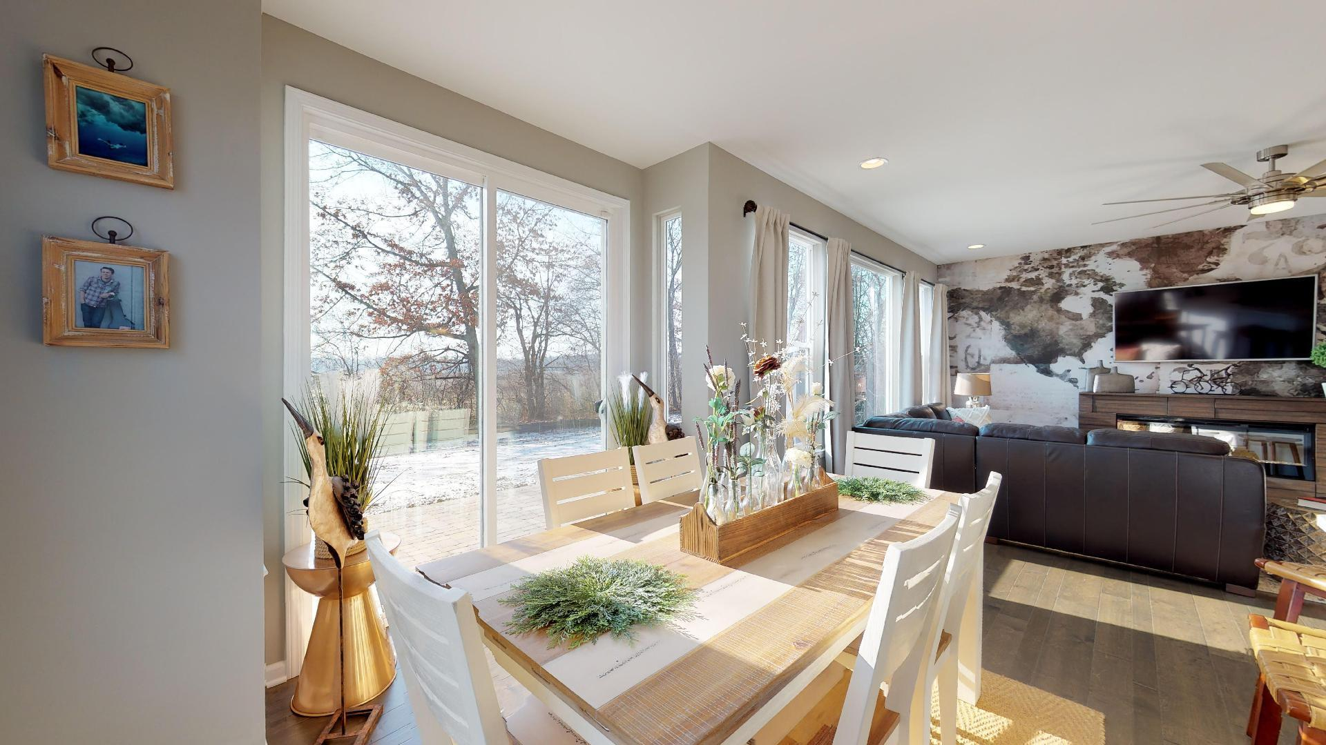 Living Area featured in The Hartford By Arbor Farms Communities, LLC in Ann Arbor, MI