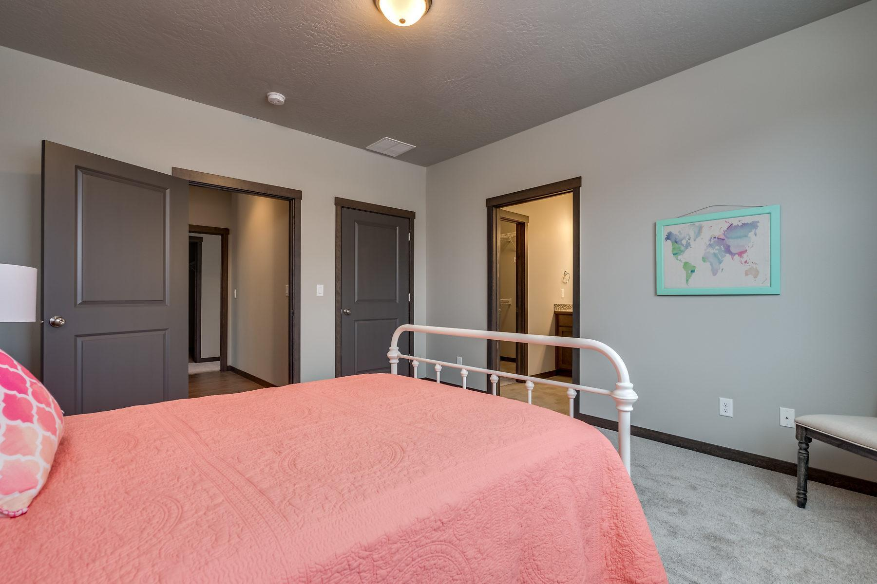 Bedroom featured in The St Joe By Architerra Homes in Spokane-Couer d Alene, ID